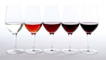 wine tasting samples