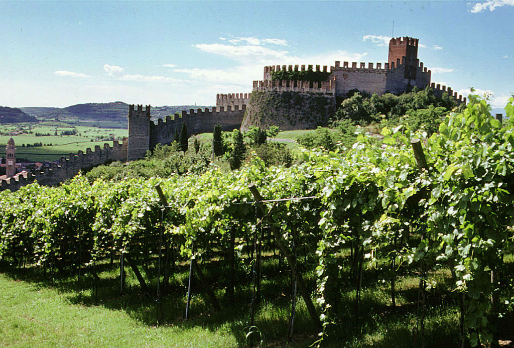 castle of soave