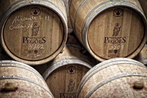 Pegoes-barrels