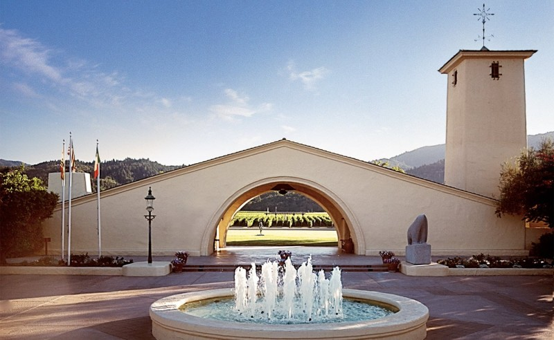 mondavi-winery-california