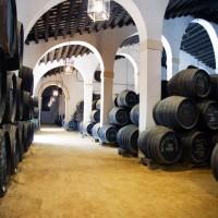 sherry-cellar